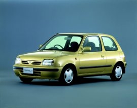 1995 Nissan March