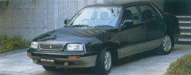 1996 Daihatsu Applause