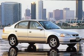 1996 Honda Civic EX Sedan