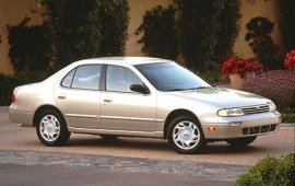1996 Nissan Altima GXE