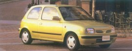 1996 Nissan March