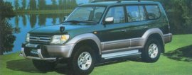 1996 Toyota Land Cruiser Prado