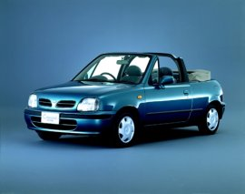 1997 Nissan March Cabriolet