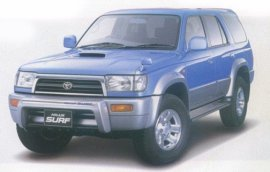1997 Toyota Hilux Surf