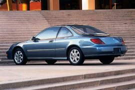 1998 Acura CL 3.0 Litre