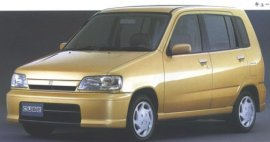 1998 Nissan Cube S