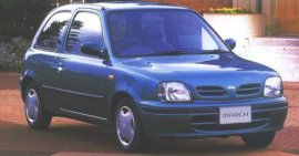 1998 Nissan March