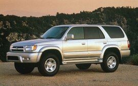 1998 Toyota 4 Runner Limited Edition