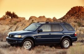 2000 Honda Passport EX