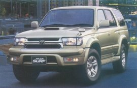 2000 Toyota Hilux Surf