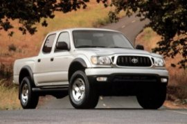 2001 Toyota 4 Runner Double Cab