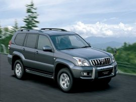 2001 Toyota Land Cruiser Prado