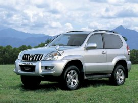 2001 Toyota Land Cruiser Prado Mini