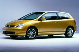 2002 Honda Civic Si Coupe