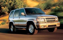 2002 Isuzu Trooper LS