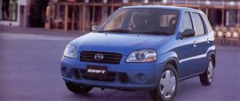2002 Suzuki Swift