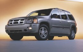 2003 Isuzu Ascender Limited