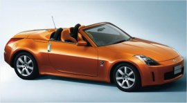 2003 Nissan Fairlady Z Convertible