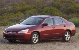 2004 Honda Accord EX Sedan