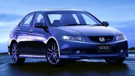 2005 Honda Accord  Euro Spec R