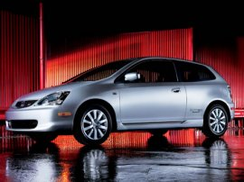 2005 Honda Civic Si Coupe
