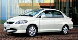 2005 Honda Fit Aria