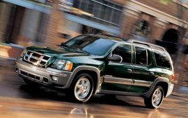 2005 Isuzu Ascender Limited
