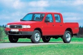 2005 Mazda Fighter Double Cab