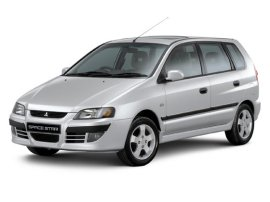 2005 Mitsubishi Space Star