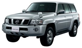 2005 Nissan Safari Granroad Limited