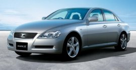 2005 Toyota Mark X
