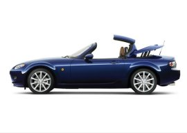 2006 Mazda Miata Retractable Hardtop