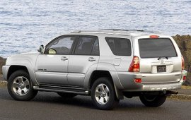 2006 Toyota 4 Runner Limited