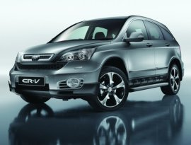 2007 Honda CRV Aero Performance Pack