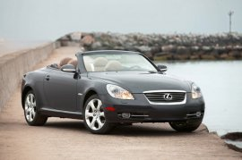 2007 Lexus SC 430 Pebble Beach
