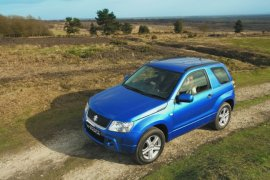 2007 Suzuki Grand Vitara 3-Door