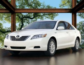 2007 Toyota Camry 50th Anniversary Edition