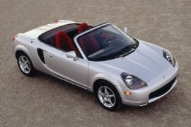 2007 Toyota MR2 Spyder