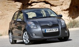 2007 Toyota Yaris RS 1.8
