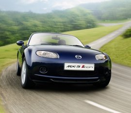 2008 Mazda Miata Icon Edition