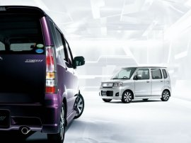 2008 Suzuki Wagon-R Stingray