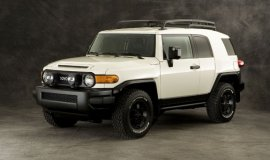 2008 Toyota FJ Cruiser Trailer Teams Edition