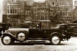 1930 Rolls-Royce Phantom II Hooper Coachwork