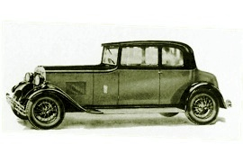 1930 Singer Super Six