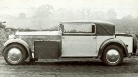 1931 Weymann on Rolls-Royce Chassis