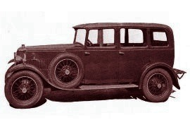 1931 AC 16/56 Four-Door Saloon