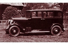 1931 Armstrong Siddeley 12HP