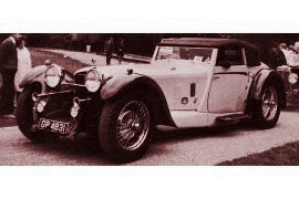 1931 Daimler Double Six 50