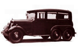 1931 Morris Commercial Model 60 Saloon