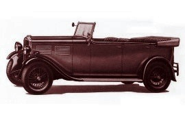 1931 Standard Big Nine Special Tourer